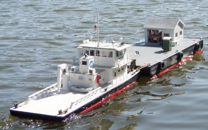 Image Gallery small barge